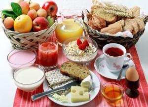 Desayuno antes de un Maratón