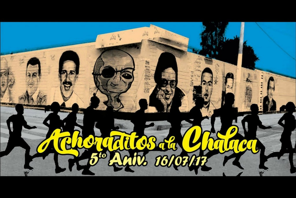 """Achoramiento Runners celebra su 5to aniversario con su clásico trote """"Achoraditos a la Chalaca"""""""