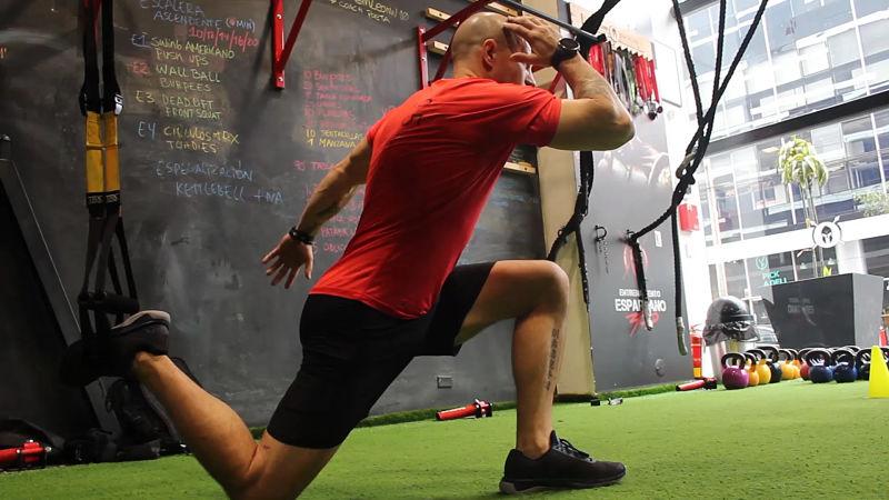 Rutina de fuerza y potencia para runners