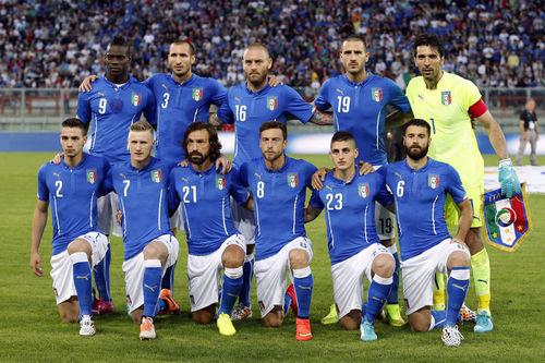 Demasiada 'bellezza': El 11 con el que Italia enfrenta a Inglaterra