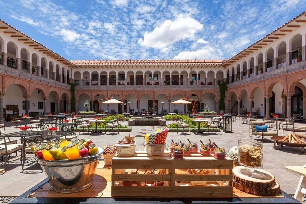 Foto: JW  Marriott  Cusco