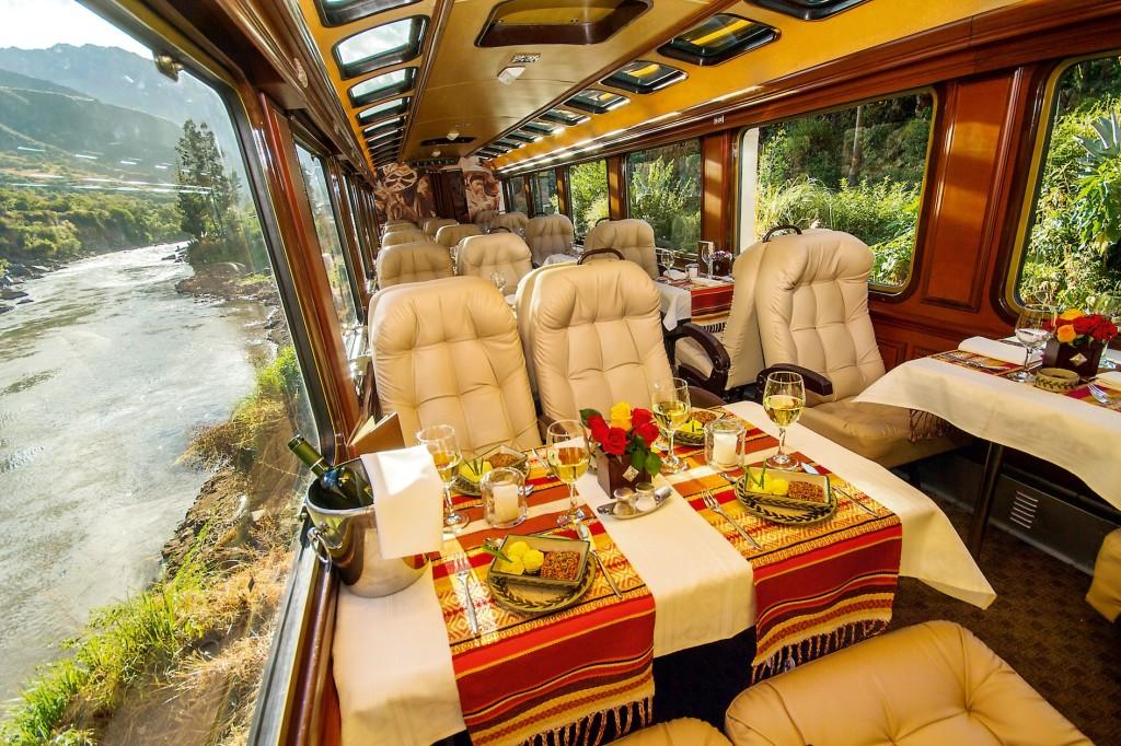 Foto: Inca Rail