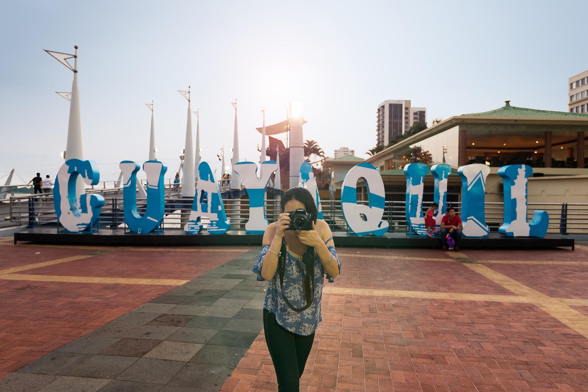 Recorre Guayaquil en 24 horas