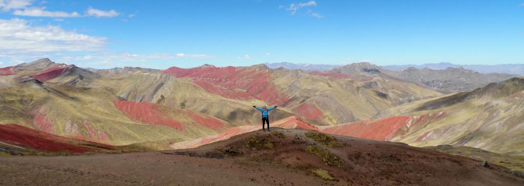 Sorpréndete con la otra montaña de colores en Cusco y los buenos planes que puedes disfrutar en este destino, durante el feriado patrio.