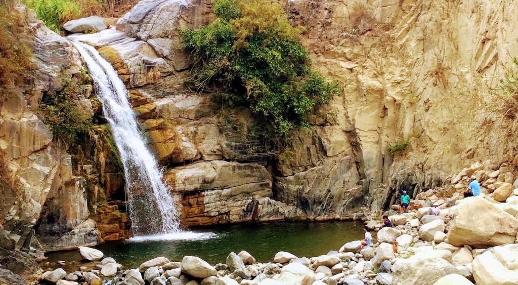 Sorpréndete con la catarata de Hornillos, una maravilla del Santa ubicada a un par de horas de Chimbote. ¡Imperdible!