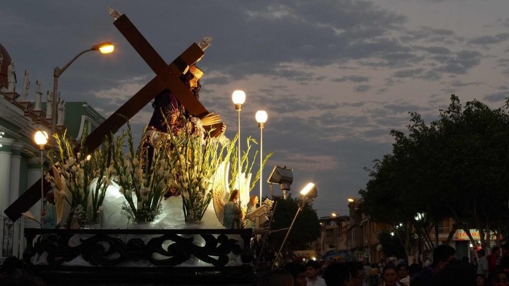 En este distrito de Piura se comparten siete potajes y otras tradiciones por Semana Santa.