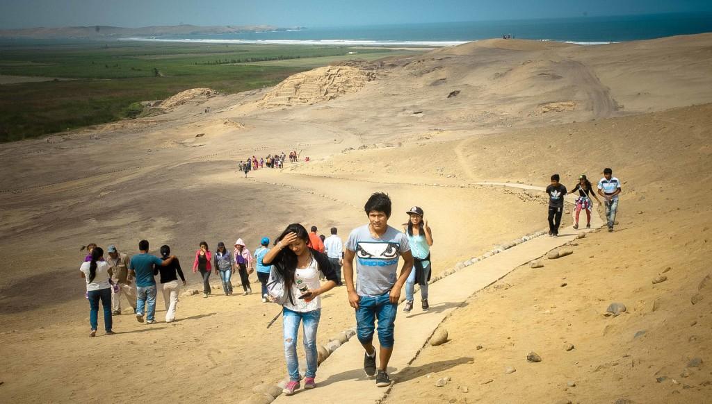 Áspero celebra 14 años de puesta en valor y nos invita a develar los misterios de la civilización Caral en un viaje imperdible (y gratuito) para todo peruano.
