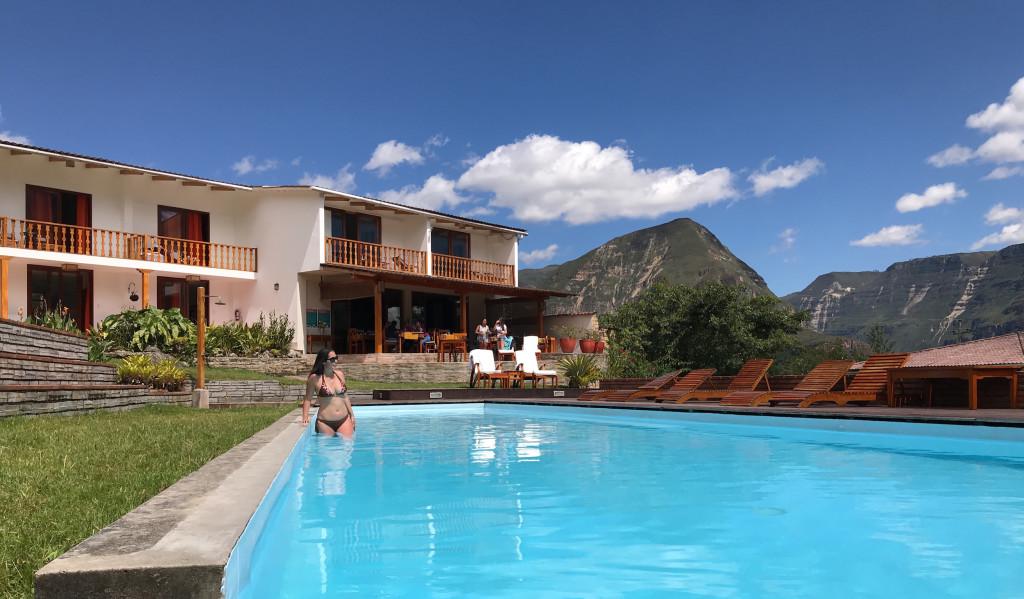 Siempre me preguntan por hoteles en diferentes destinos. A partir de hoy comparto mis recomendados y arranco con los mejores de Chachapoyas