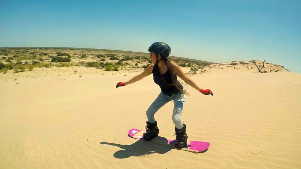 A solo una hora de la ciudad de Piura existe una duna ideal para practicar sandboard. Aquí te cuento todo lo que tienes que saber para disfrutarla