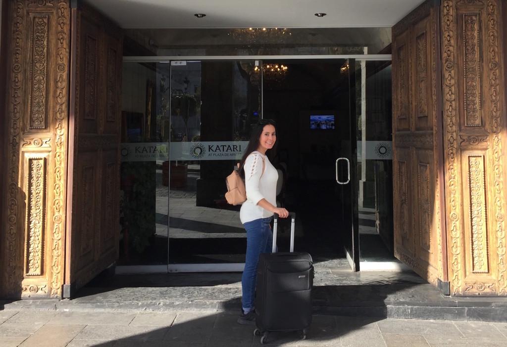 @ChecklistViajero Hoteles Arequipa