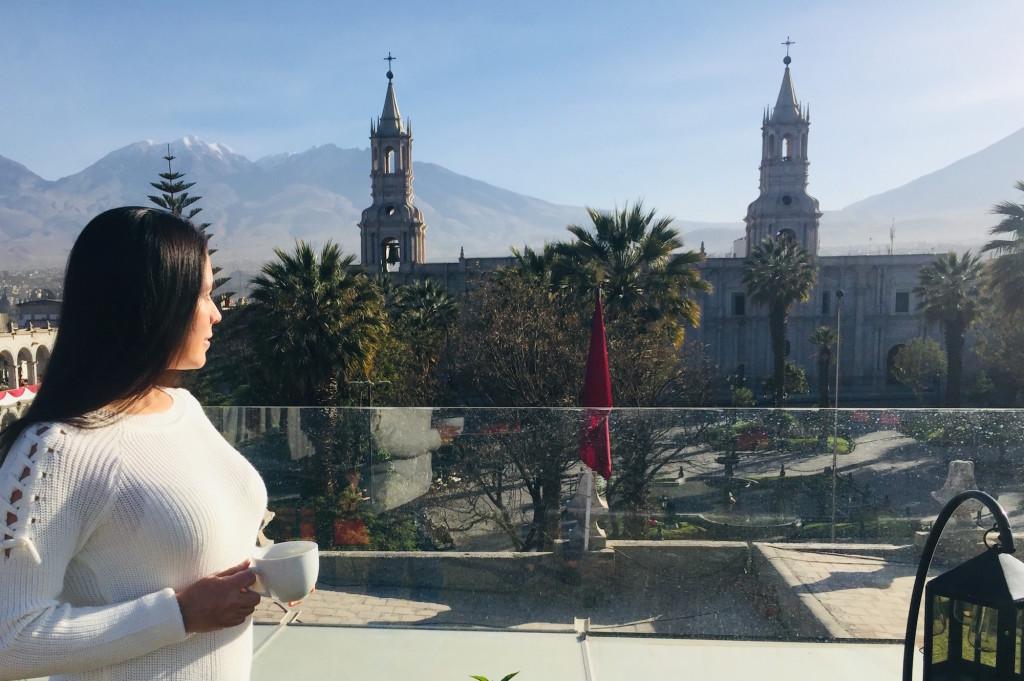Hoteles Arequipa portada