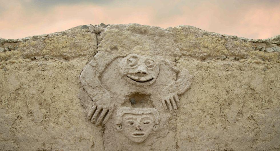 Foto: Zona Arqueológica Caral