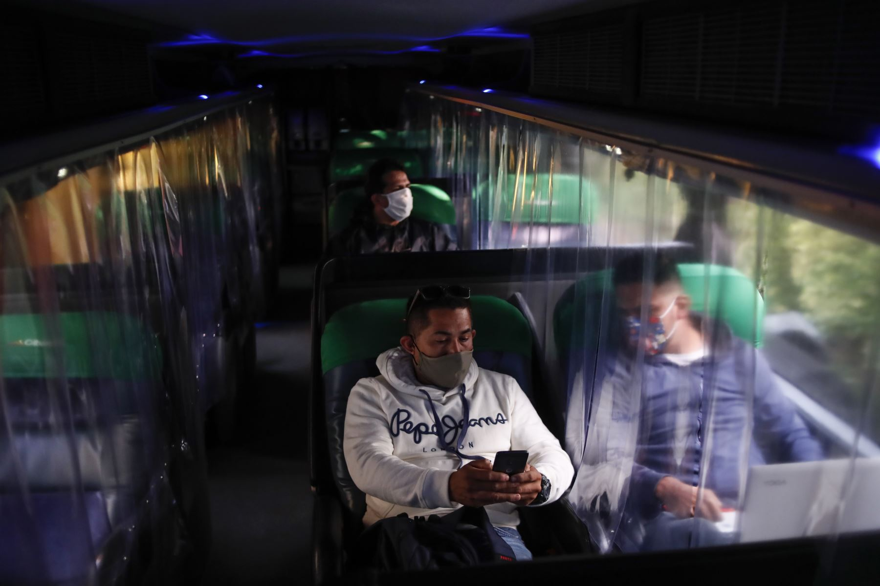 Así serán los viajes en bus a partir del 15 de julio