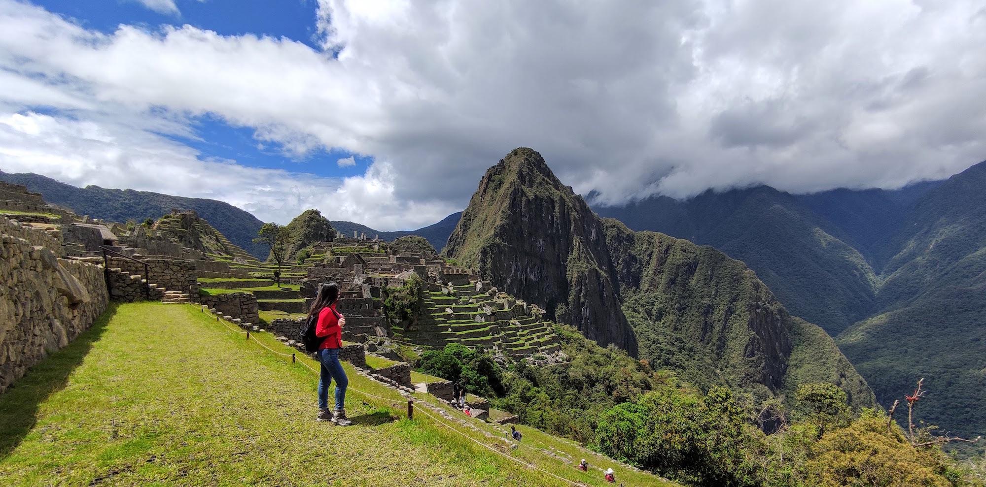 Así es viajar a Machu Picchu en la nueva normalidad del COVID-19