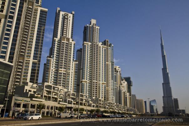 Quince horas en Dubái