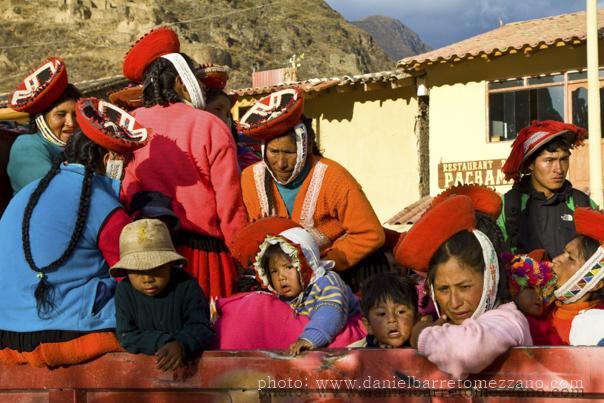 Aconsejando a amigos que viajan al Perú por primera vez
