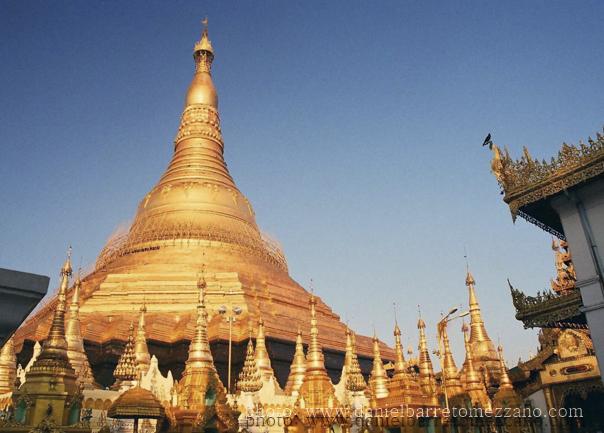 Birmania, el país Dorado