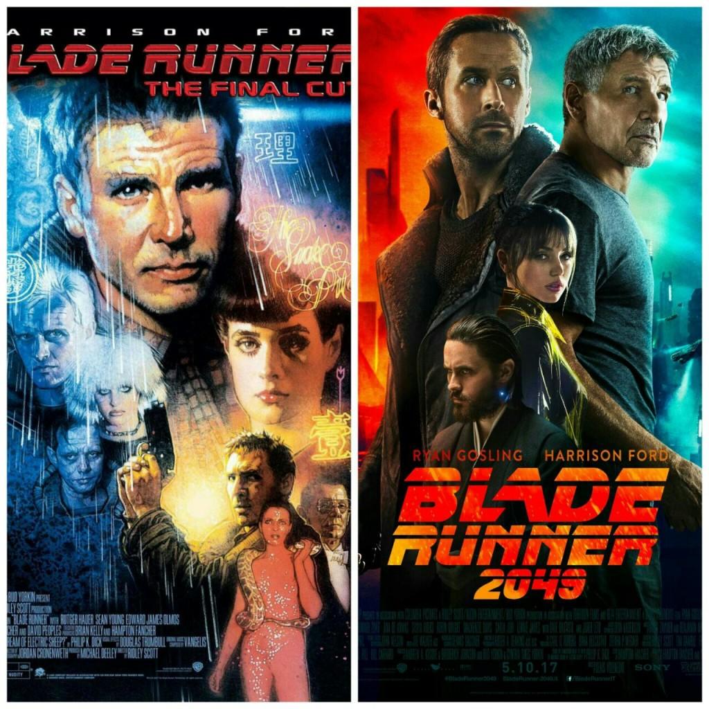 Han pasado 35 años desde el estreno de Blade Runner (Ridley Scott, 1982) y, como celebrando el aniversario, se ha estrenado Blade Runner 2049 (Denis Villenueve, 2017). Siendo la primera una película tan emblemática, y habiendo creado la segunda tanta expectativa (81 puntos en Metacritic), me pareció buena idea inaugurar este espacio recomendando ambas películas.