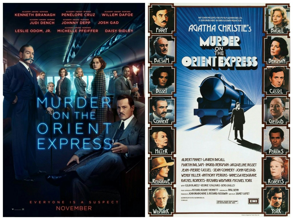 No sé si esta información es relevante, pero debo decir que, a pesar de sus artificios, me gusta mucho Agatha Christie. Disfruto de las aventuras de Hercule Poirot casi con el mismo entusiasmo con el que disfrutado las de Sherlock Holmes (casi. Nunca tanto). Por ello, fui a ver la nueva adaptación de Asesinato en el Orient Express (Kenneth Branagh, 2017) con curiosidad, aunque sin mucha fe. Felizmente.