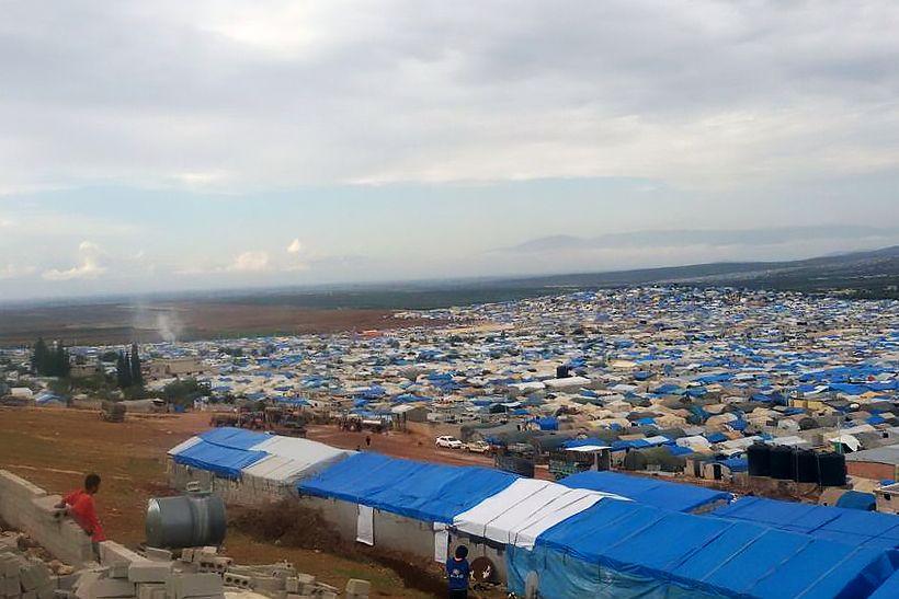 """Siria: """"el miedo es constante"""""""