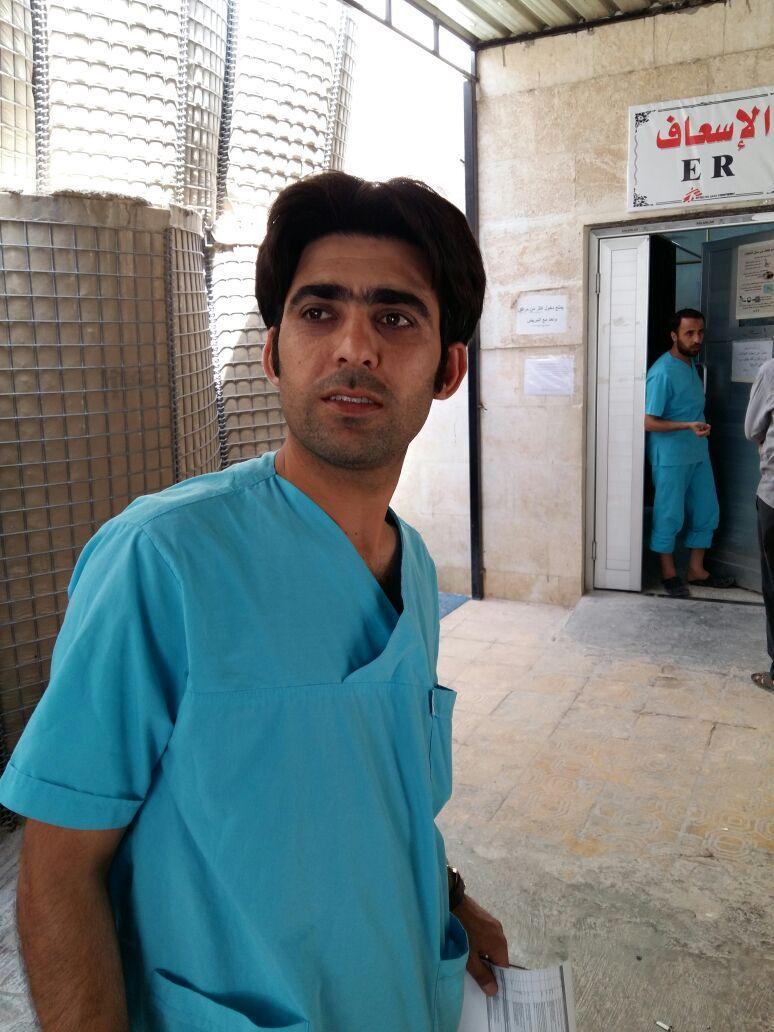 """Siria: """"En Azaz la gente vive aterrorizada y en unas condiciones terribles"""""""