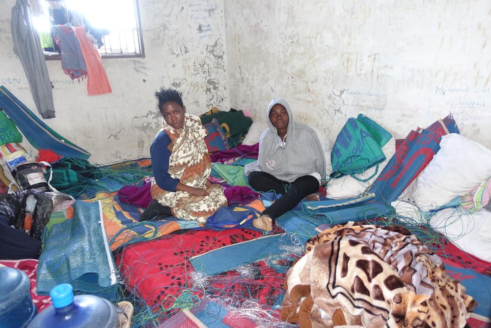 """""""La UE debe dejar de alimentar el negocio del sufrimiento humano en Libia"""""""