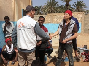 MSF assistance to migrants and refugees in Libya