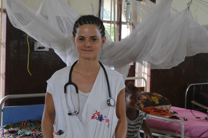 Un día con Médicos Sin Fronteras en Sierra Leona