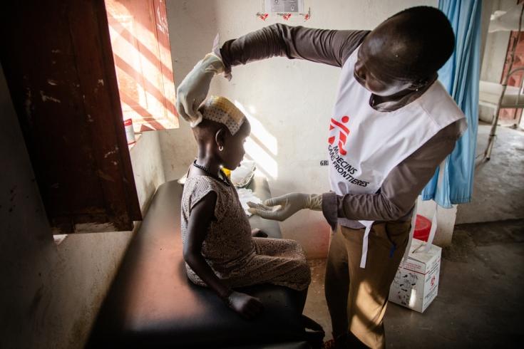 """Sudán del Sur: """"Aún queda mucho por hacer para abordar las innumerables necesidades de salud"""""""