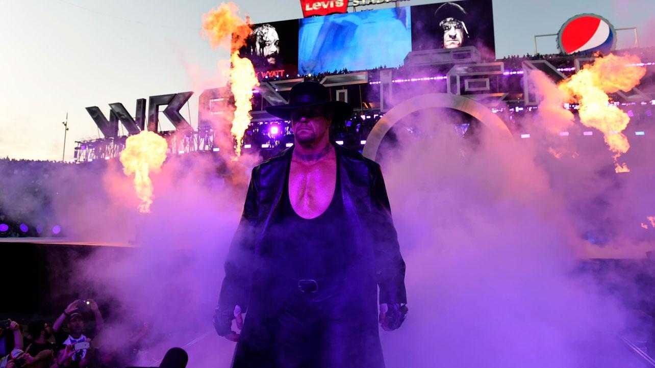 WrestleMania 31: La resurrección del 'Hombre Muerto, The Undertaker