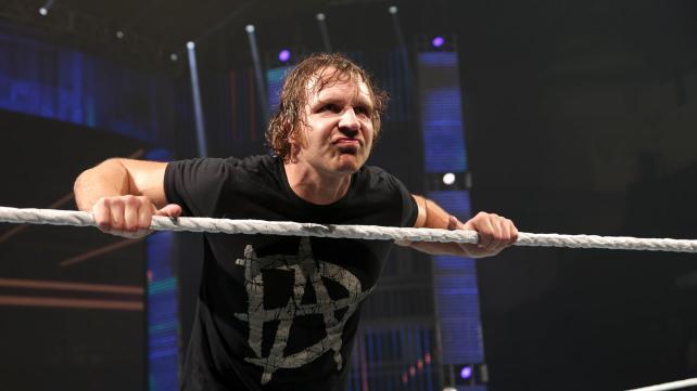Dean Ambrose: la forma en que él mismo esculpió su locura