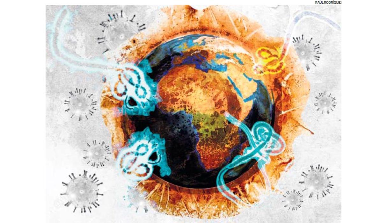 El mundo no esta preparado para una pandemia