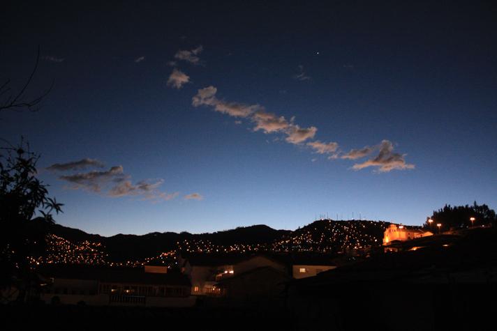 Feliz aniversario Cusco (en ti confío)