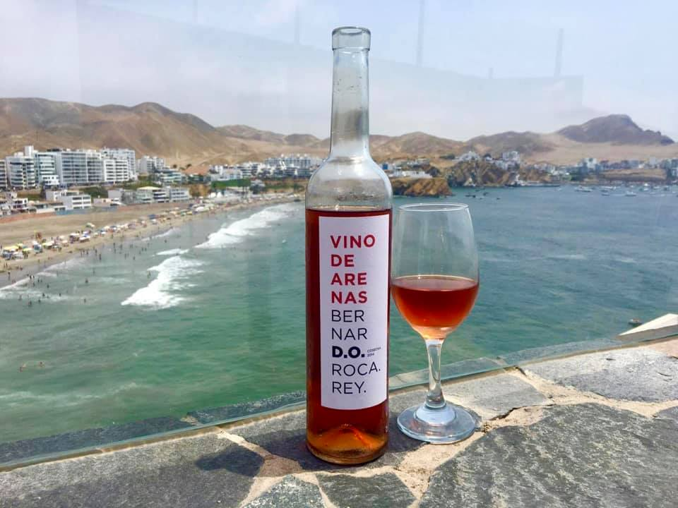 vino de arenas