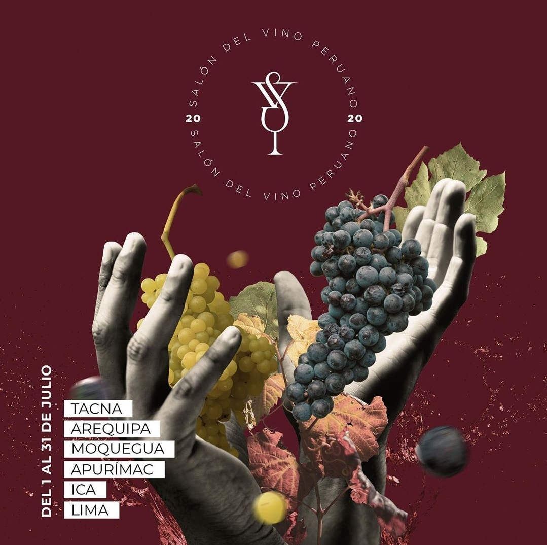 Perú hace vino  IV edición del Salón del Vino Peruano 2020