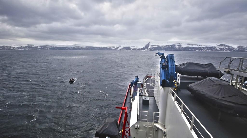 Isla Decepción 2