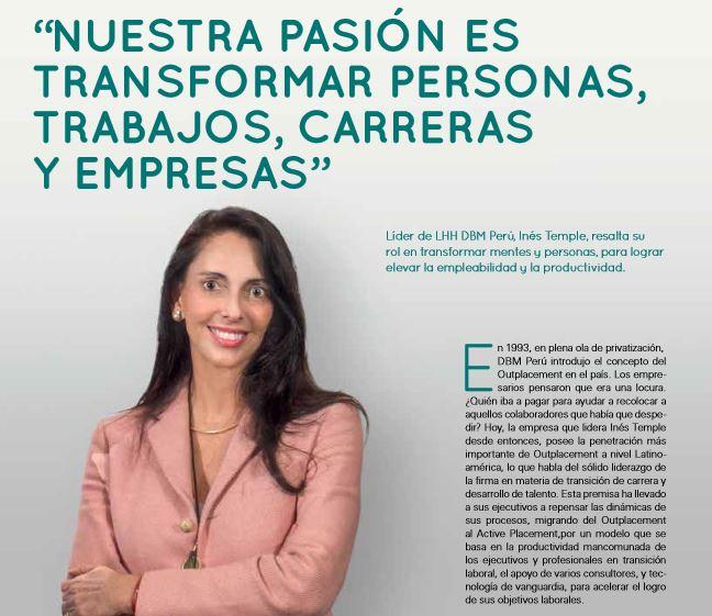 Queremos contribuir a que los ciudadanos en el Perú tengan un alto nivel de empleabilidad y que se suban al tren de la transformación digital.