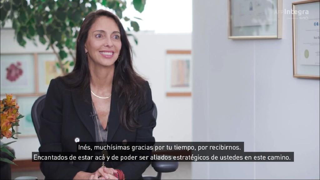 Inés Temple, presidente de LHH – DBM Perú, compartió con los seguidores de AFP Integra sus mejores consejos para que impulses tus prospectos laborales y logres el éxito profesional.