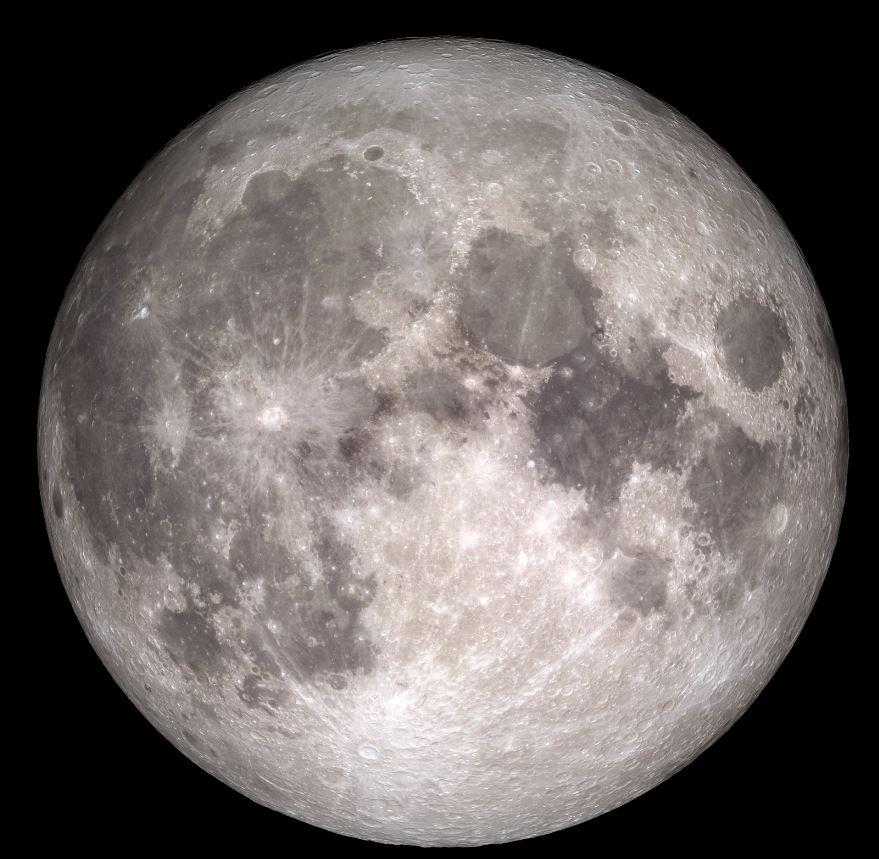 7 Datos fascinantes sobre la Luna (que quizás no conocías)