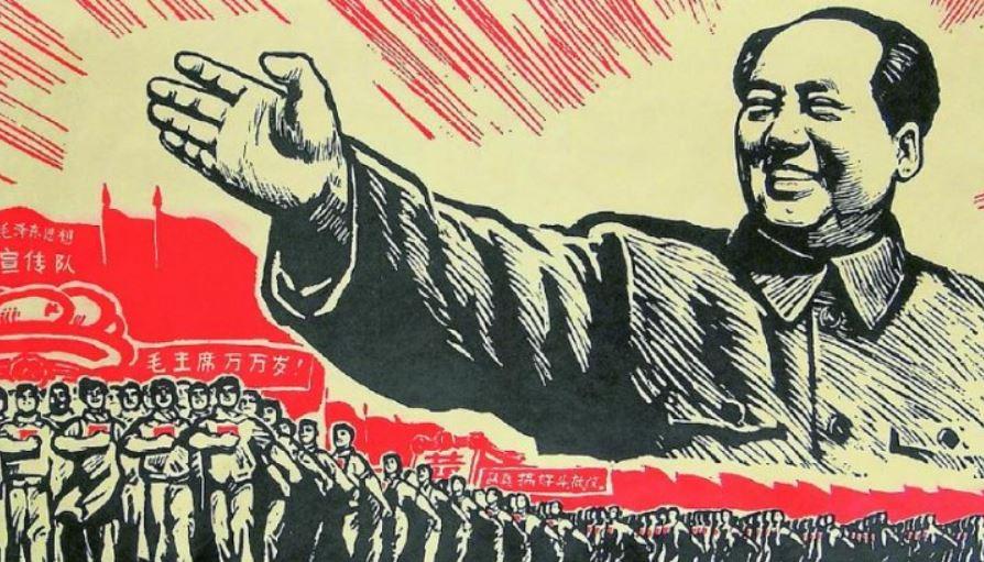 revolucion comunista china