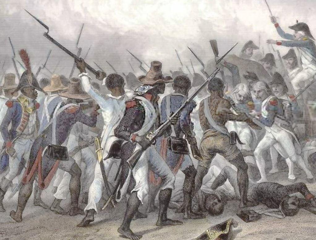 revolucion haitiana