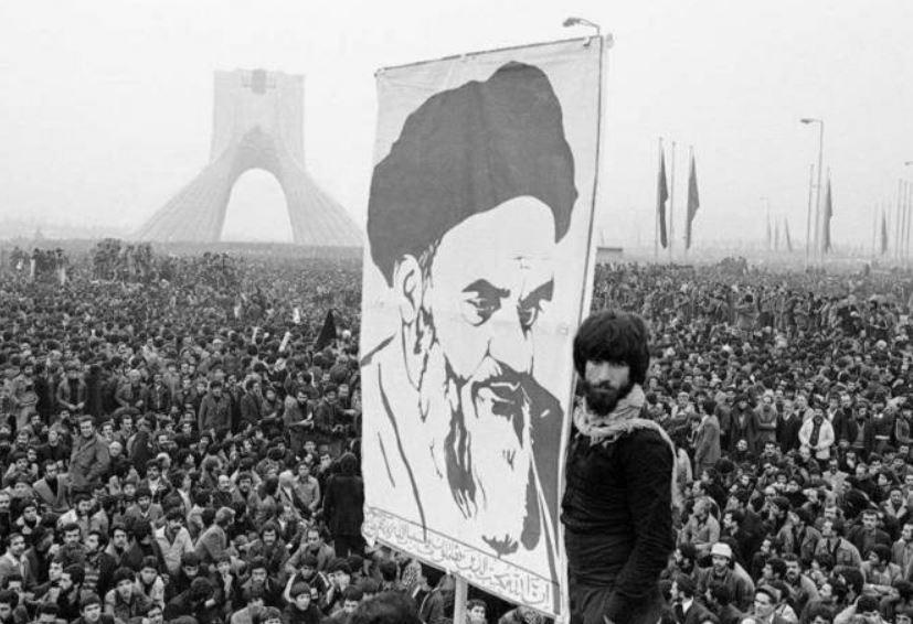 revolucion irani