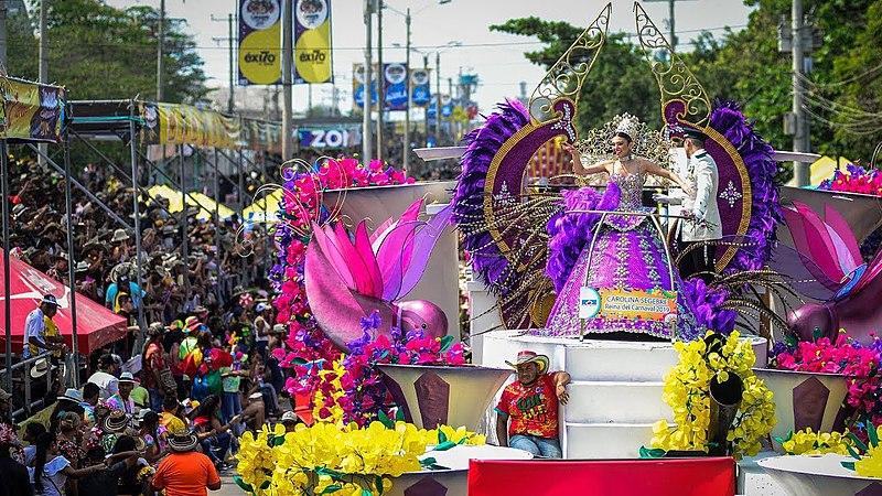 El carnaval de Barranquilla, una fiesta caribe