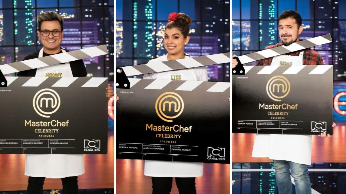 Los ganadores de MasterChef Celebrity alrededor del mundo