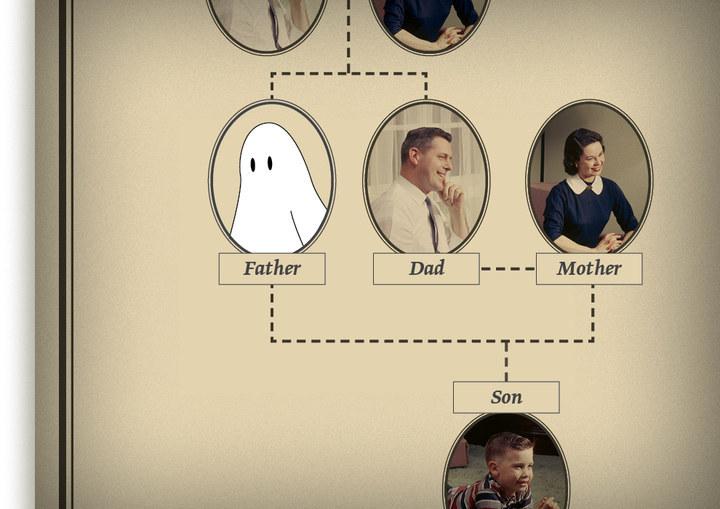 ¿Qué harías si te enteras que tu padre nunca existió?