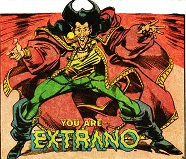"""Uno puede encontrar muchos debates interesantes sobre superhéroes en Internet. Tal vez uno de los más controversiales es si Superman podría o no enfermarse al contraer el virus de la inmunodeficiencia humana (VIH). La pregunta parece un poco tirada de los pelos, pero el mundo de los superhéroes no está exento de los problemas que aquejan a la salud mundial. De hecho, DC Comics tiene un superhéroe icónico que vive con VIH: """"Extraño"""". Gregorio de la Vega, alias """"Extraño"""", apareció en 1988. Se trata de un mago trujillano (sí,..."""