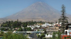 FOTO: JORGE MALPARTIDA / EL COMERCIO Arequipa, segunda ciudad del Perú.