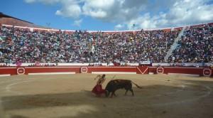 FOTO: PABLO JAVIER GÓMEZ DEBARBIERI Chota, afición entusiasta y comprometida con la tauromaquia, que llena su plaza todas las tardes, no merece se le maltrate y desprestigie.