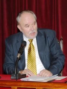 FOTO: ARCHIVO DR GARCÍA BELAÚNDE Dr. Domingo García Belaúnde: precisiones acerca de la demanda que pretende prohibir la tauromaquia.