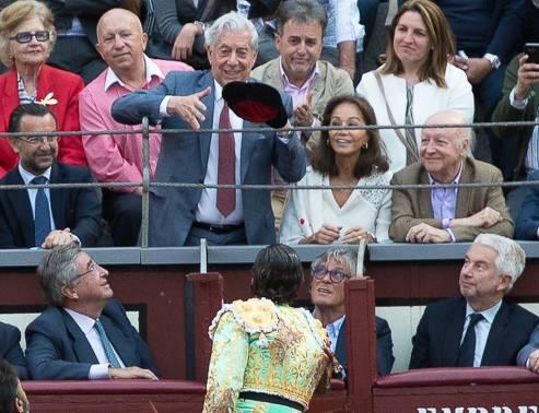 Mario Vargas Llosa se manifiesta respecto al proceso en el TC